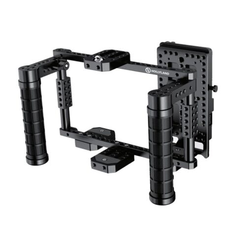 HOLLYLAND Monitor Cage for 5 to 9 inch Monitors