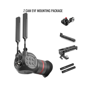 Z CAM EVF Electronic Viewfinder Mounting Package